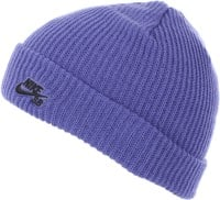 Nike SB Fisherman Beanie - rush violet/black