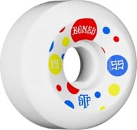 Bones STF V5 Skateboard Wheels - dots (103a)