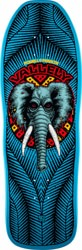 Powell Peralta Mike Vallely Elephant 10.0 Skateboard Deck - blue