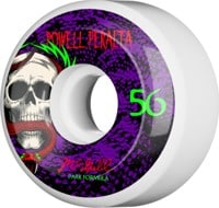 Powell Peralta McGill Skull And Snake Park Formula Skateboard Wheels - white (103a)