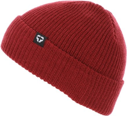 Tactics Icon Beanie - burgundy - view large