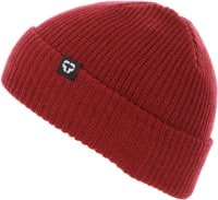 Tactics Icon Beanie - burgundy