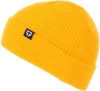 Tactics Icon Beanie - gold