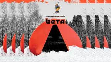 "Snowboarder Magazine's ""Beta"" Screenings 