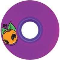 OJ Plain Jane Keyframe Skateboard Wheels - purple (87a)