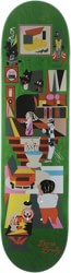 Polar Skate Co. Brady Hypergamy 8.125 Skateboard Deck - green