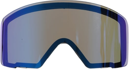 Ashbury Arrow Replacement Lenses - blue mirror lens - view large