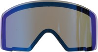 Ashbury Arrow Replacement Lenses - blue mirror lens
