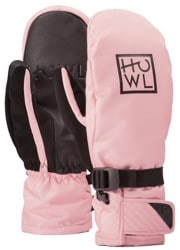 Howl Fairbanks Mitts - pink