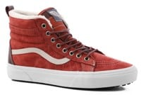 Vans Women's Sk8-Hi MTE Shoes - (mte) hot sauce/port royale