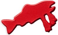 Salmon Arms Stomp Pad - red
