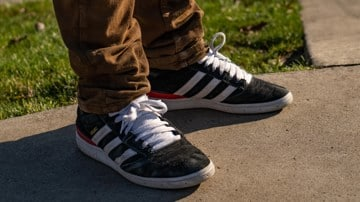 Adidas Busenitz Pro Skate Shoe Wear Test