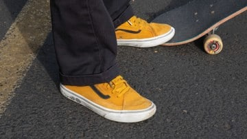 Vans TNT Advanced Prototype Skate Shoe Wear Test Review