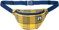 Bumbag Flanders Basic Hip Pack - yellow plaid