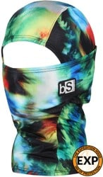 BlackStrap The Kids Expedition Hood Balaclava - tactics limited print 2 (kaleidoscope)