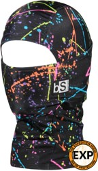 BlackStrap The Kids Expedition Hood Balaclava - tactics limited print 3 (paint splash)