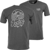 Tactics Flowing T-Shirt - asphalt heather