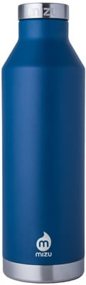 Mizu V8 Vacuum-Sealed Water Bottle - blue - view large