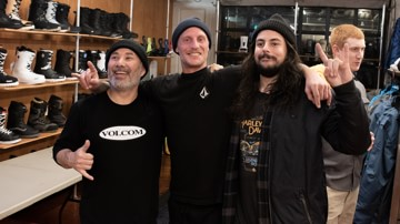 Volcom Shop take over & Waxing Party | Recap