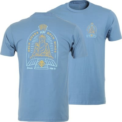 Roark Open Roads T-Shirt - slate blue - view large