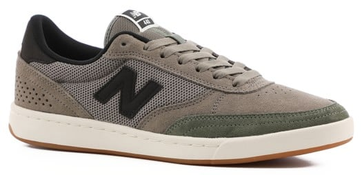 New Balance 440 Skate Shoes - olive/black - view large