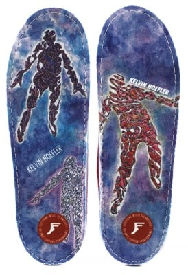 Footprint Gamechangers Custom Orthotics 6mm Insoles - hoefler / hidetoshi yamada - view large