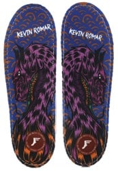 Footprint Kingfoam Orthotics 6mm Insoles - romar dragon