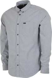 RVCA That'll Do Stretch L/S Shirt - pavement