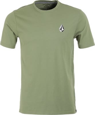 Volcom Deadly Stone T-Shirt - dusty green - view large