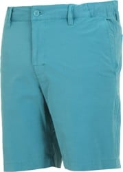 RVCA All Time Coastal Rinsed Hybrid Shorts - cascade blue