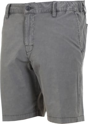 RVCA All Time Coastal Rinsed Hybrid Shorts - pirate black - view large