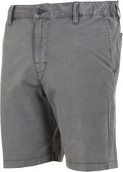 RVCA All Time Coastal Rinsed Hybrid Shorts - pirate black