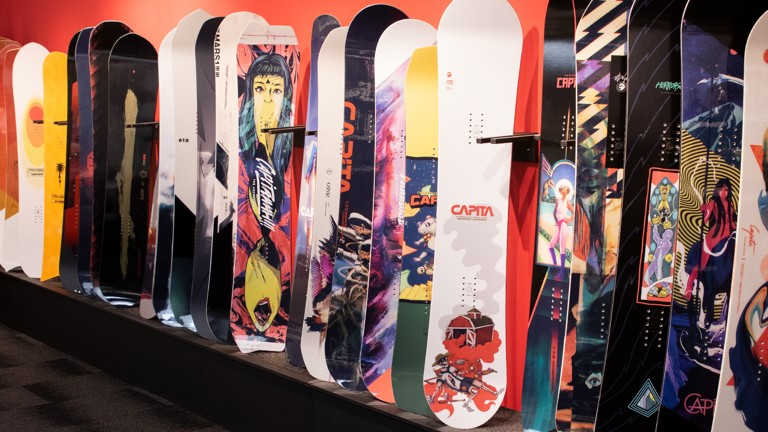 2020 Capita Snowboards | Preview, Photos & Reviews