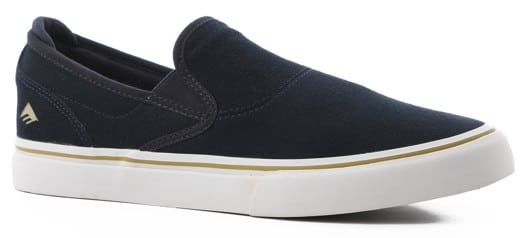 Emerica Wino G6 Slip-On Shoes - navy - view large