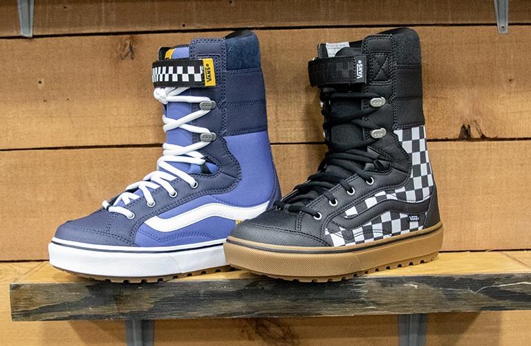 vans snowboard boots 2020