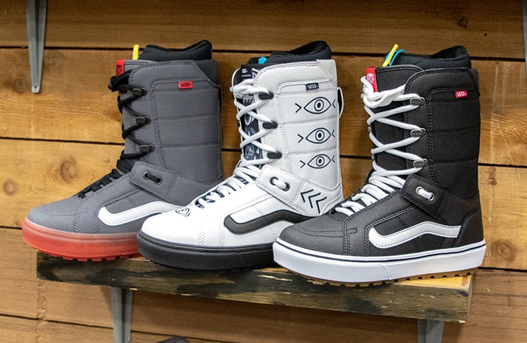 f1a377f146d 2020 Vans Snowboard Boots - Preview + Photos