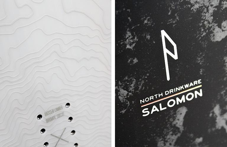 Salomon Super 9 Snowboard
