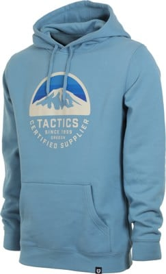 Tactics Bachelor Hoodie - slate blue - view large