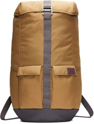 Nike SB Stockwell Top Loader Backpack - golden beige/thunder grey/true berry - view large