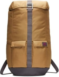 Nike SB Stockwell Top Loader Backpack - golden beige/thunder grey/true berry