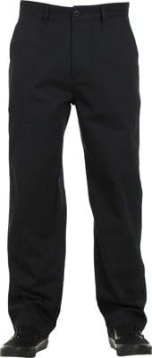 Obey Hardwork Pants - black - view large