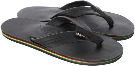 f8b94285b993 Rainbow Sandals Premier Leather Single Layer Sandals  57.95