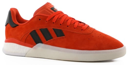 Adidas 3ST.004 Skate Shoes - collegiate orange/core black/footwear white - view large