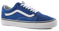 Vans Women's Old Skool Shoes - lapis blue/true white