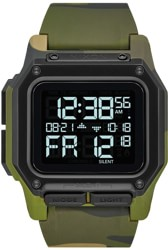 Nixon Regulus Watch - tropic multicam
