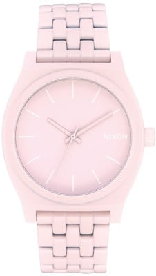 Nixon Time Teller Watch - all matte petal - view large