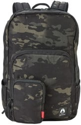 Nixon Daily 20L Backpack - black multicam