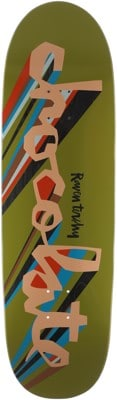 Chocolate Tershy Original Chunk 9.25 Couch Shape Skateboard Deck - olive - view large