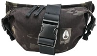 Nixon Trestles Hip Pack - black multicam