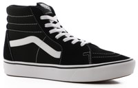 Vans Sk8-Hi ComfyCush Skate Shoes - black/true white